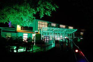 Eskdale at night