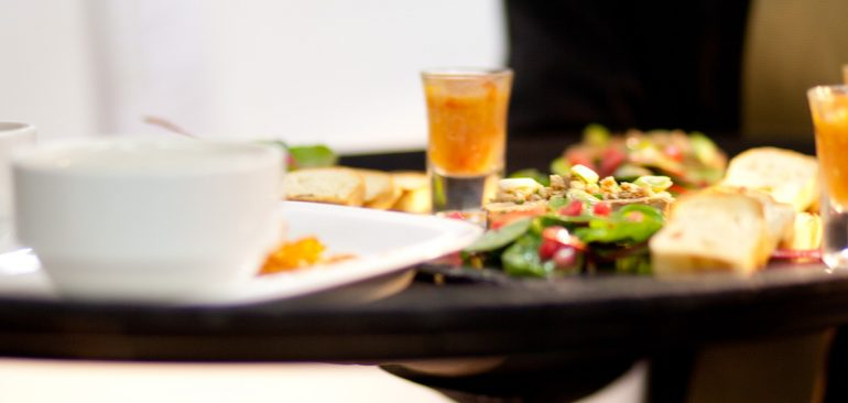 Food and Beverage Service course at Runshaw