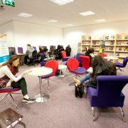 Langdale Library informal seating