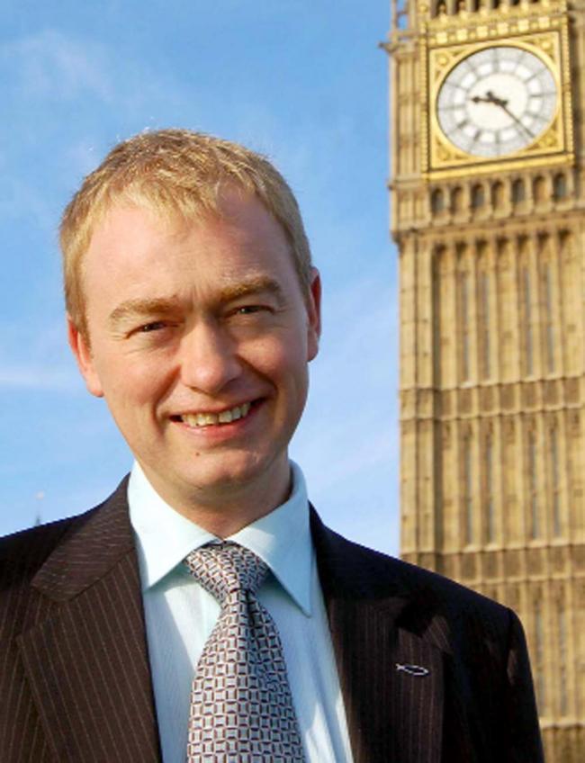 Photo of Tim Farron