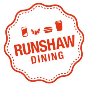 Runshaw Dining Logo