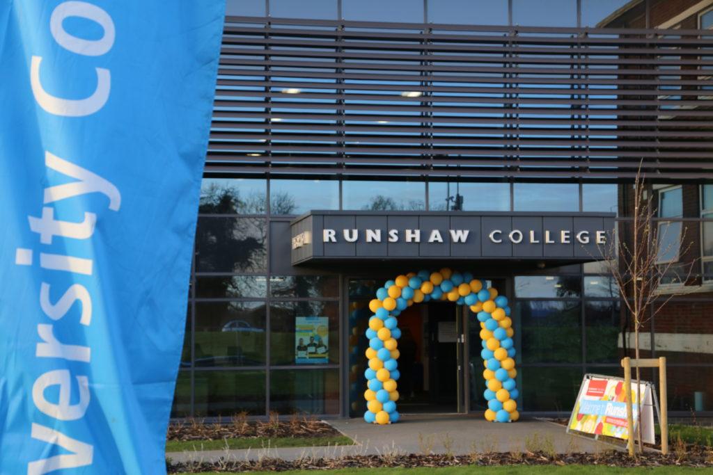 Euxton Lane Campus Open Event