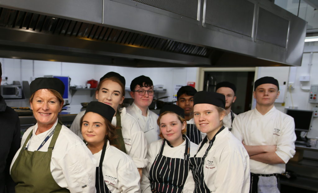 Chef Diploma Level 2 Header