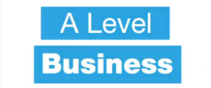 A Level Business Video Thumbnail