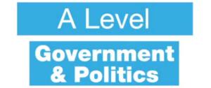 A Level Government & Politics Video Thumbnail