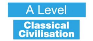 A Level Classical Civilisation Video Thumbnail