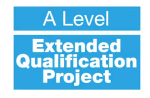 A Level Extended Project Qualification Video Thumbnail