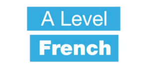 A Level French Video Thumbnail