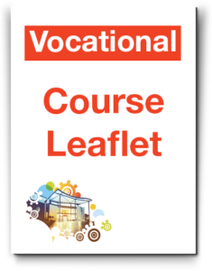 Vocational Course Leaflet Thumbnail