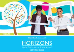 A Level Horizons Brochure Thumbnail