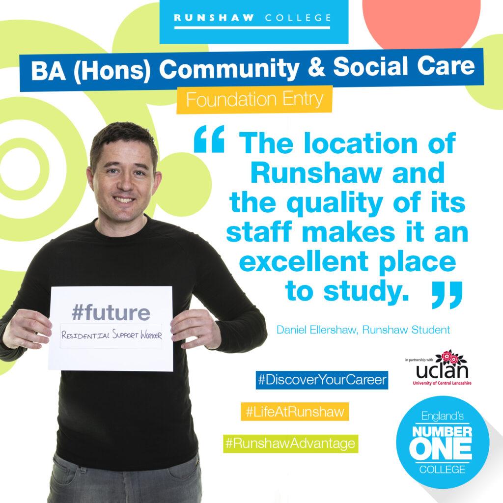 Daniel Ellershaw - Community & Social Care