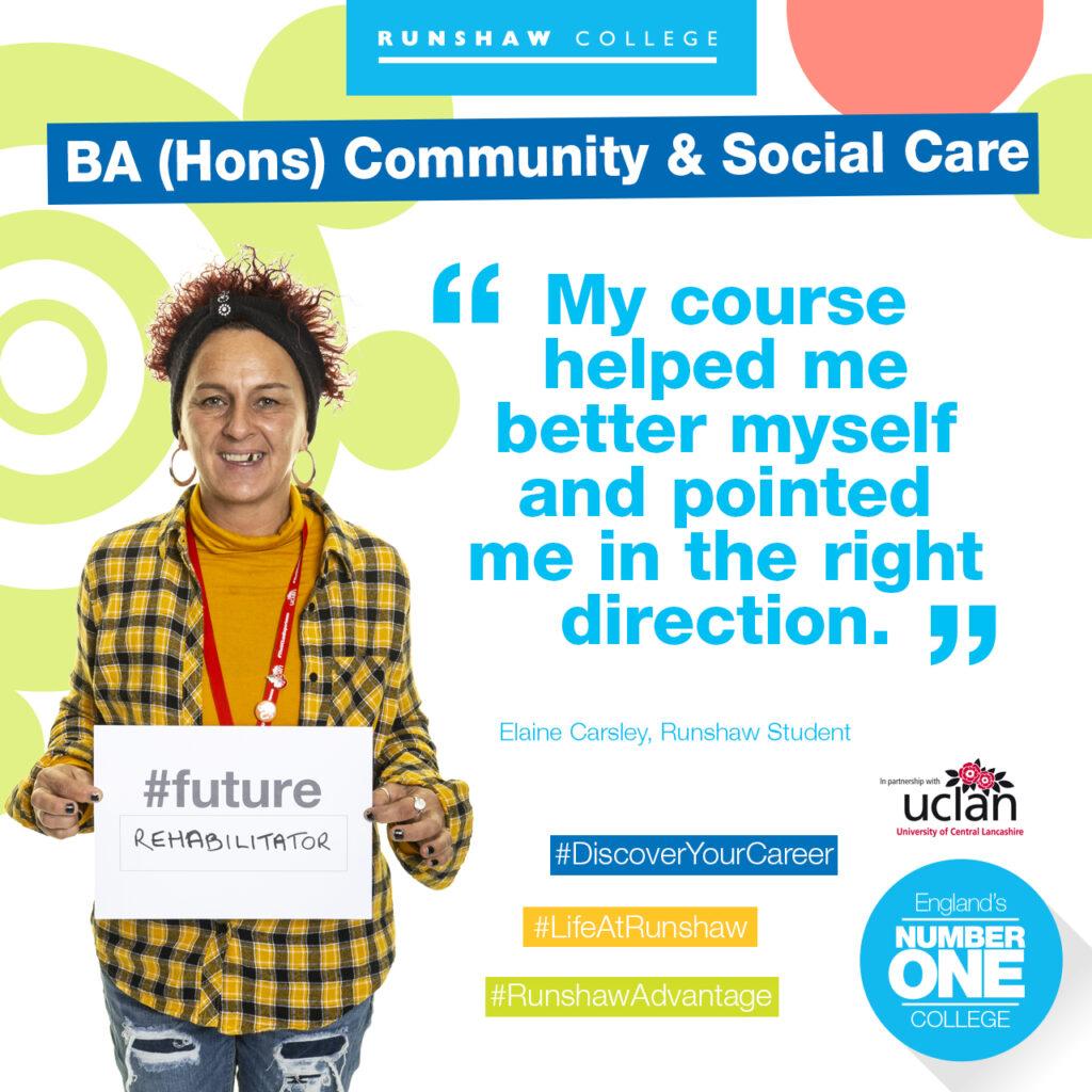 Elaine Carsley - Community & Social Care