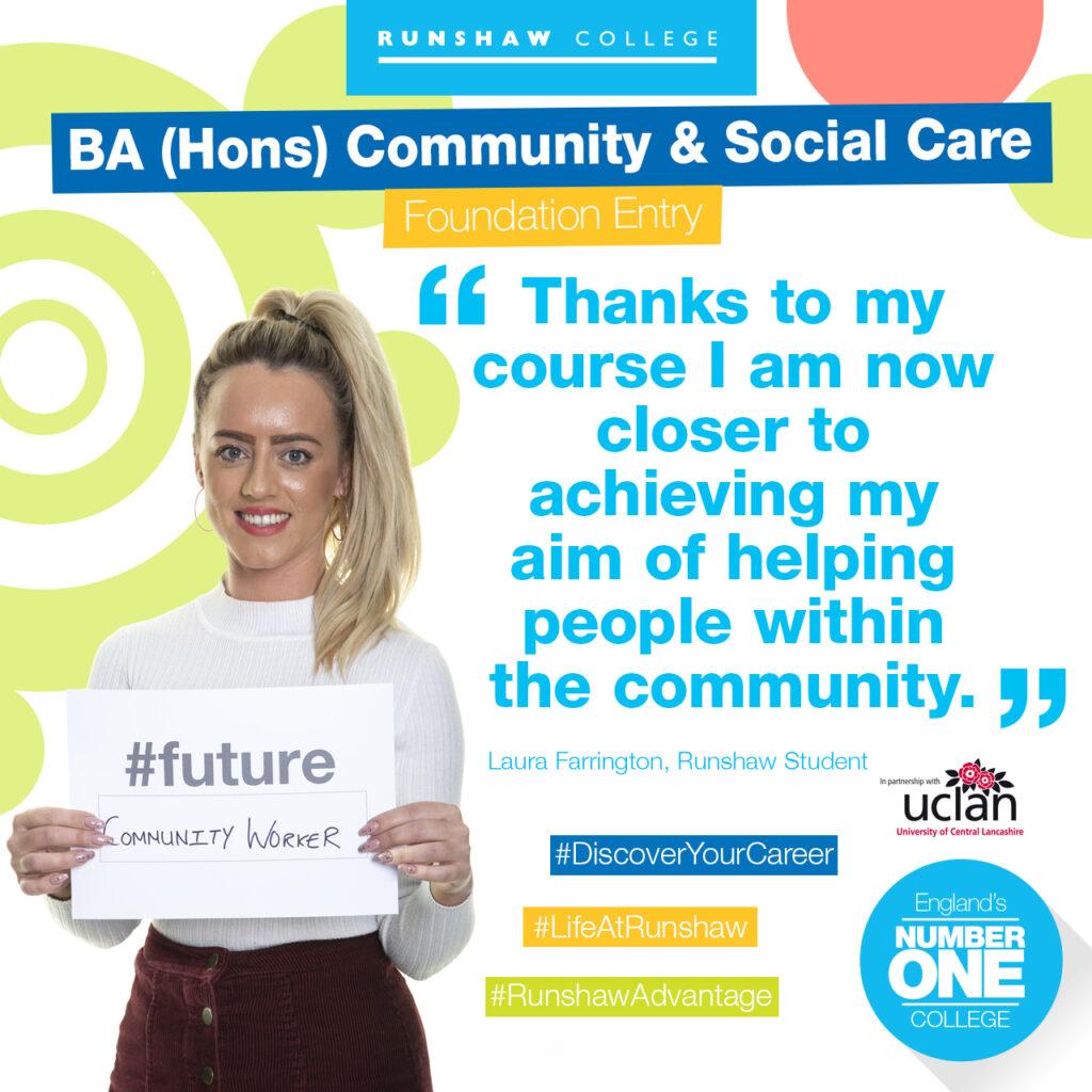 Laura Farrington - Community & Social Care