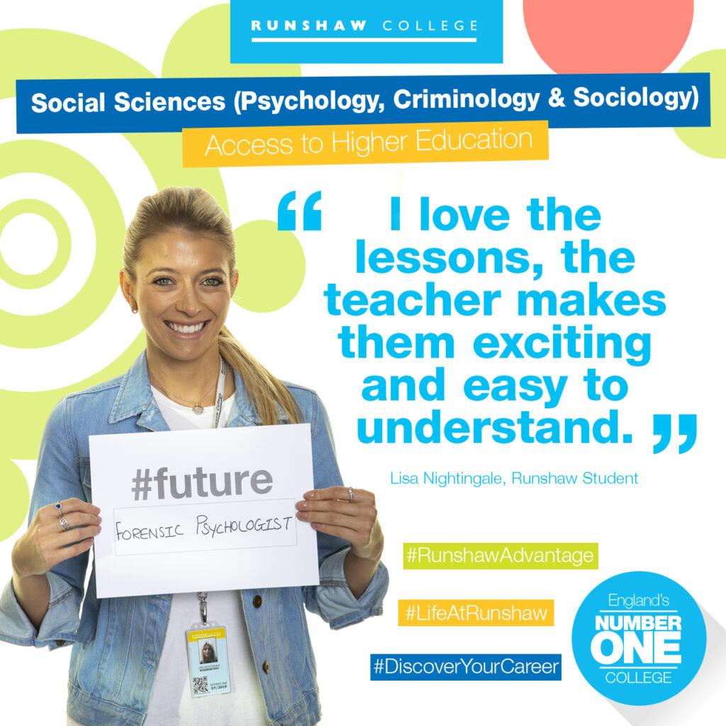 Lisa Nightingale - Social Sciences