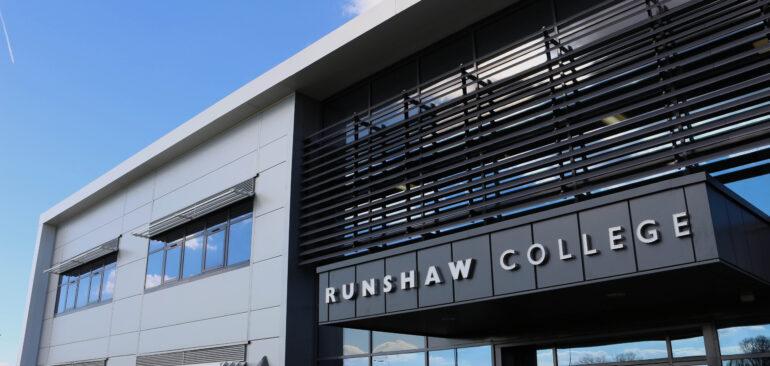 Runshaw College Campus Euxton Lane