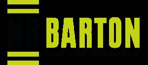 NR Barton Logo