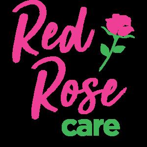 Red Rose Care Logo