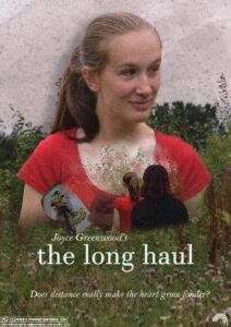"A Level Media Studies Film Poster ""The Long Haul"""