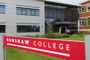 Runshaw Euxton Lane Campus Open Event