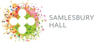 Samlesbury Hall Logo