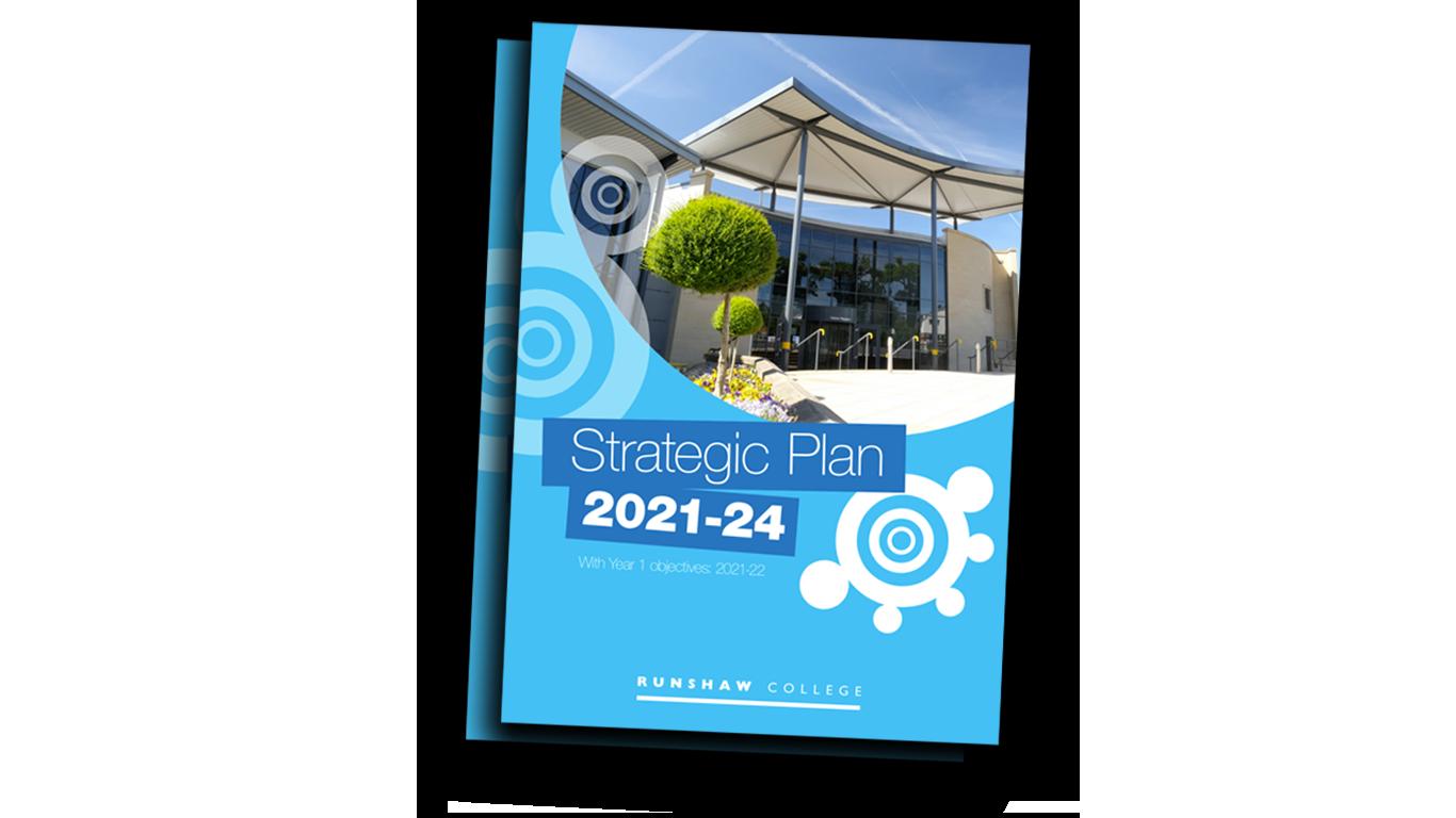 Strategic Plan 2021-24